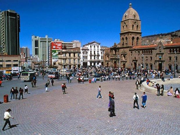 La Paz , Bolivia
