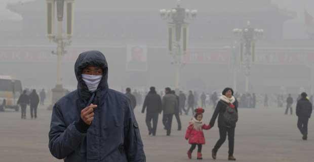 آلودگی هوا air-pollution