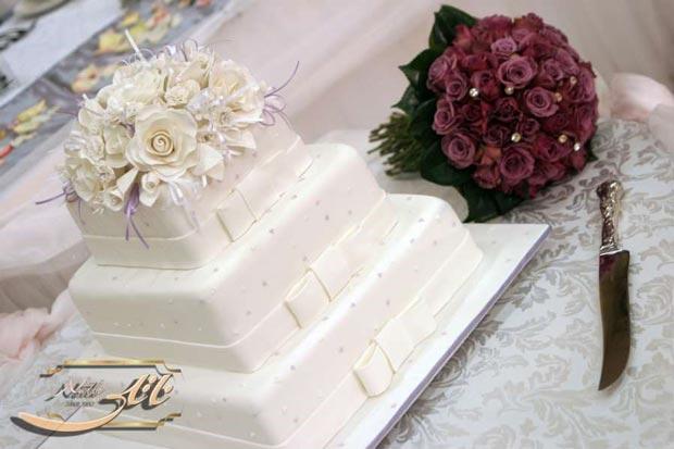 کیک عروسی از کجا آمده است؟