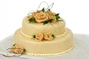 کیک عروسی در ایران