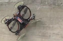VertiGo؛ رباتی که از دیوار بالا میرود!