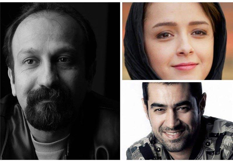 عکسهایی از فیلم جدید اصغر فرهادی با عنوان فروشنده