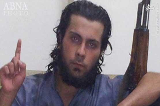 تروریست داعشی مادرش را اعدام کرد!+عکس