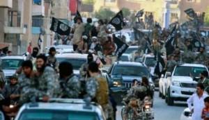 عناصر داعش در رقه