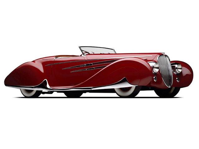 بهترین خودروهای کلاسیک دنیا,delahaye type 165 figoni falaschi 1938 8c7e5 دلاهای