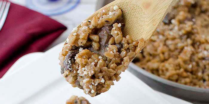 farro-risotto-with-mushrooms