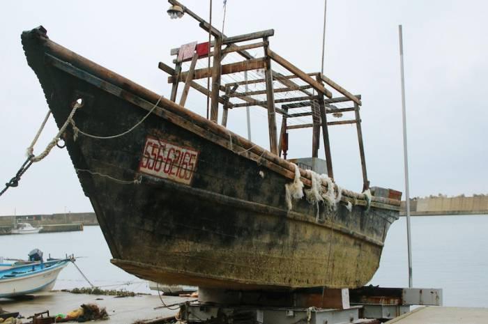 قایق ارواح در ژاپن