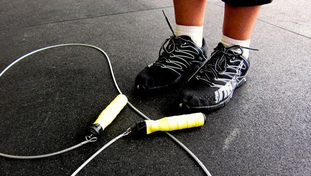 طناب زدن jump-rope