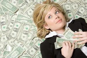 پولدار شدن money-girl