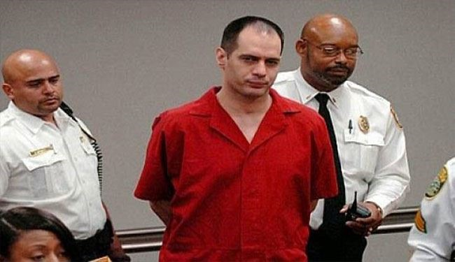 فرد محکوم به اعدام
