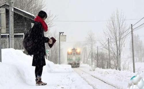 3 سال فعالیت قطار به خاطر 1 دانش آموز