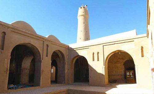 با قدیمیترین مسجد ایران آشنا شوید+عکس