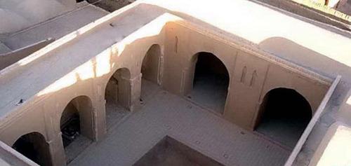 فهرج، قدیمی ترین مسجد ایران