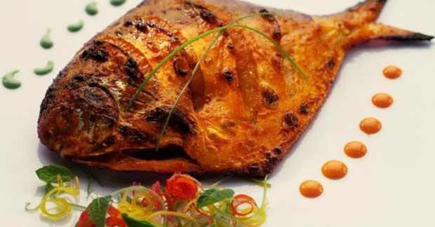 غذای دریایی منبع اصلی پروتئین seafoods-high-protein-foods