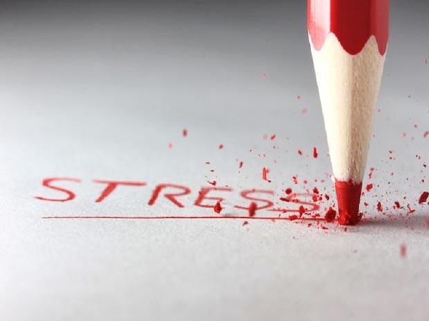 تاثیر استرس بر زیبایی