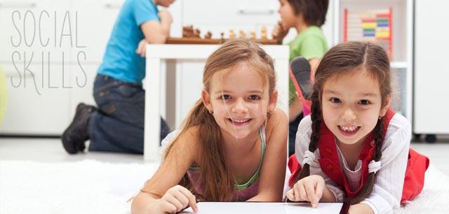 مهارتای اجتماعی کودکان