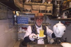 قهوه خانه حاج درویش؛کوچکترین قهوه خانه ایران
