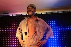 رقابت زشتترین مرد سال در زیمباوه+عکس