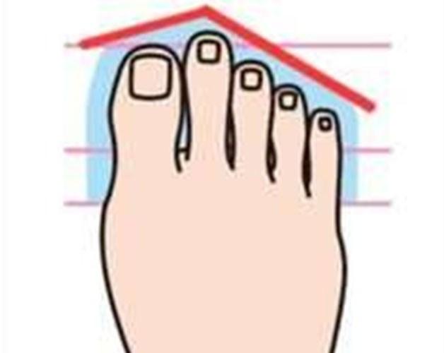 پای بزرگ نشانه چیست