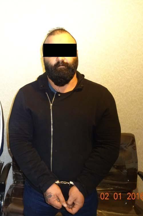 عکس/ شاه مازندران در بند نیروی انتظامی