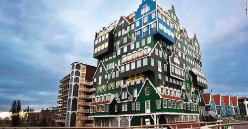 هتل های عجیب