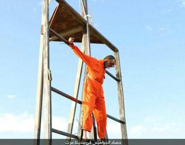 جلاد جدید داعش