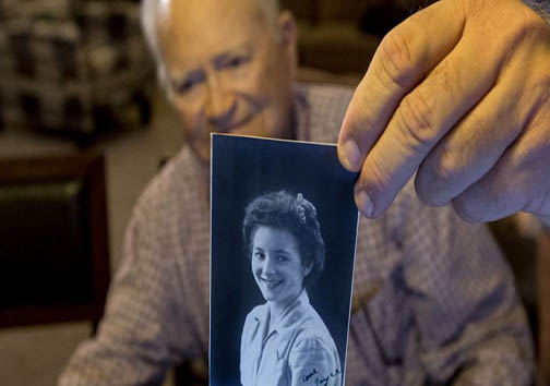 عاشقانی که پس از 72 سال به هم رسیدند +تصاویر