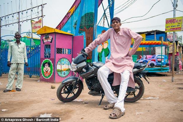 پسر هندی 3 متری