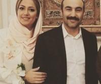 محسن تنابنده ازدواج کرد+عکس