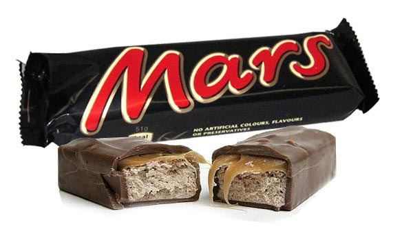 Mars-chocolate-bar