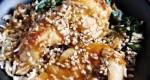 طرز تهیه خوراک مرغ و کنجد