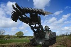 رونمایی از تانک درنده ارتش بریتانیا!+عکس