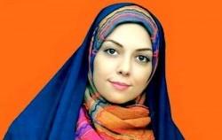 تبریک اینستاگرامی آزاده نامداری به همسرش!