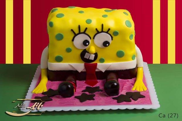 ناتلی جشن تولد فرزند شما را شیرین میکند