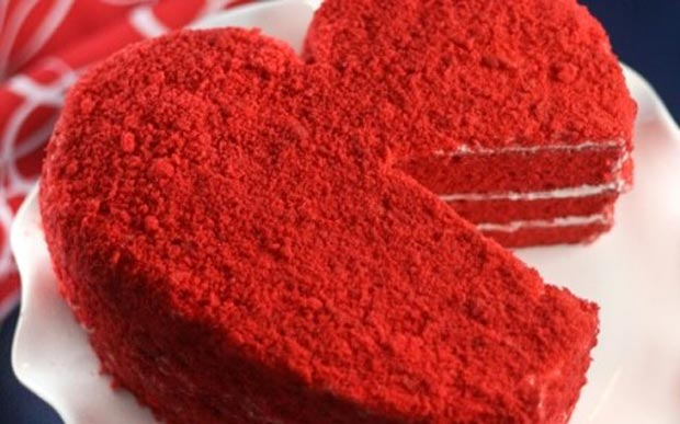 تاریخچه کیک قرمز مخملی