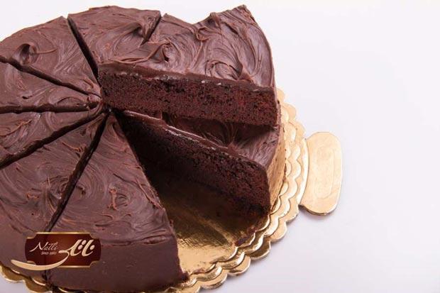 کیک تیاس؛ شکیل و خوشمزه
