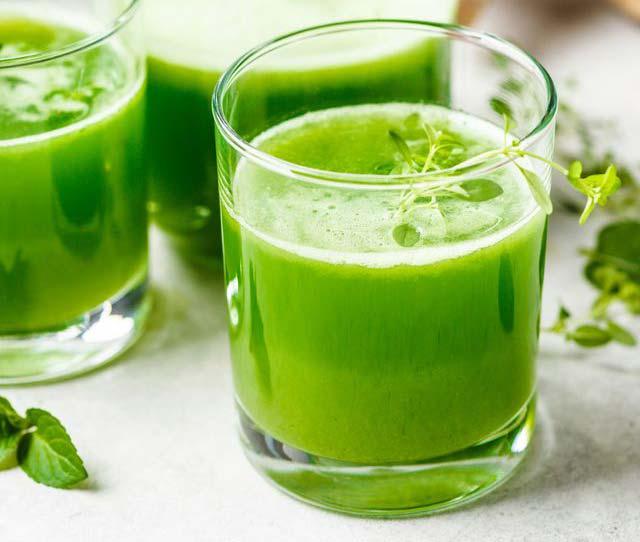 نوشیدنی سبزیجات