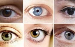 شخصیت شناسی رنگ چشمها