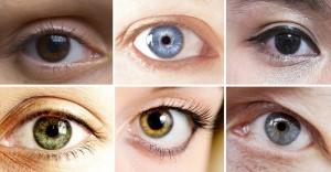رنگ چشم eye-color