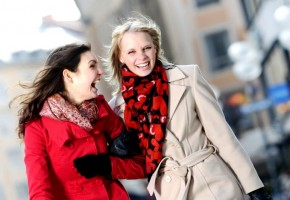 دوست خوب female-friends