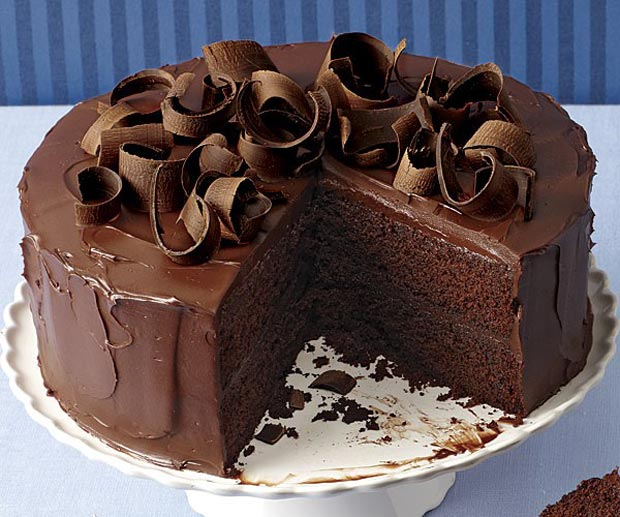 کیک گاناش