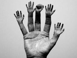 دست ها hand
