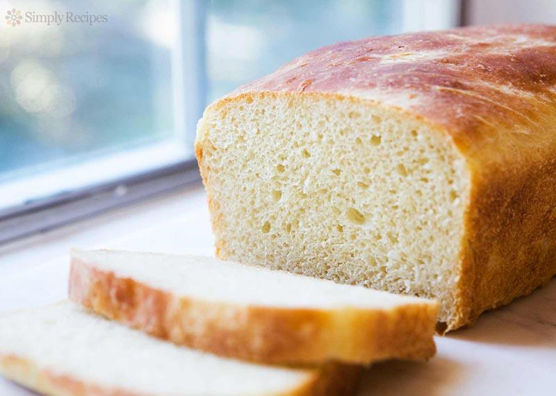 نان خانگیطرز تهیه نان سیب زمینی,