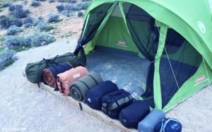 کیسه خواب sleeping-bag