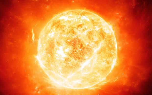 خورشید کوچک sun