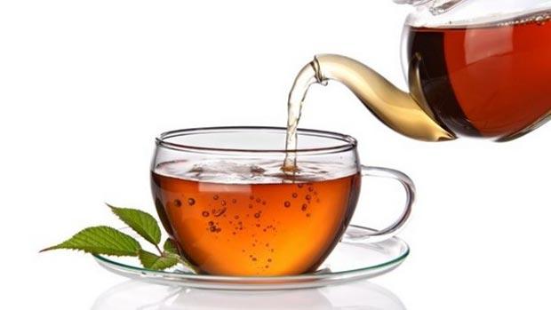 چای کاهش وزن زنجبیل با زردچوبه