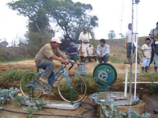 دوچرخه های عجیب