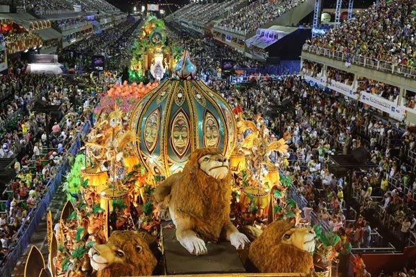 فستیوال های عجیب و دیدنی جهان