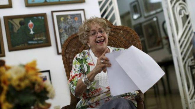 اوباما به دعوت زن کوبایی واسه خوردن قهوه جواب داد