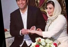 ازدواج یکتا ناصر با منوچهر هادی+عکس